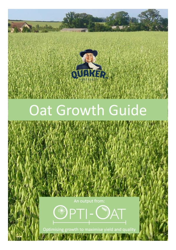 Oat Growth Guide image