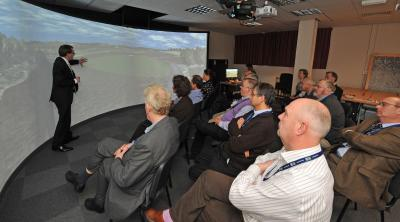 Virtual Landscape Theatre