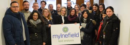 Lipid course attendees